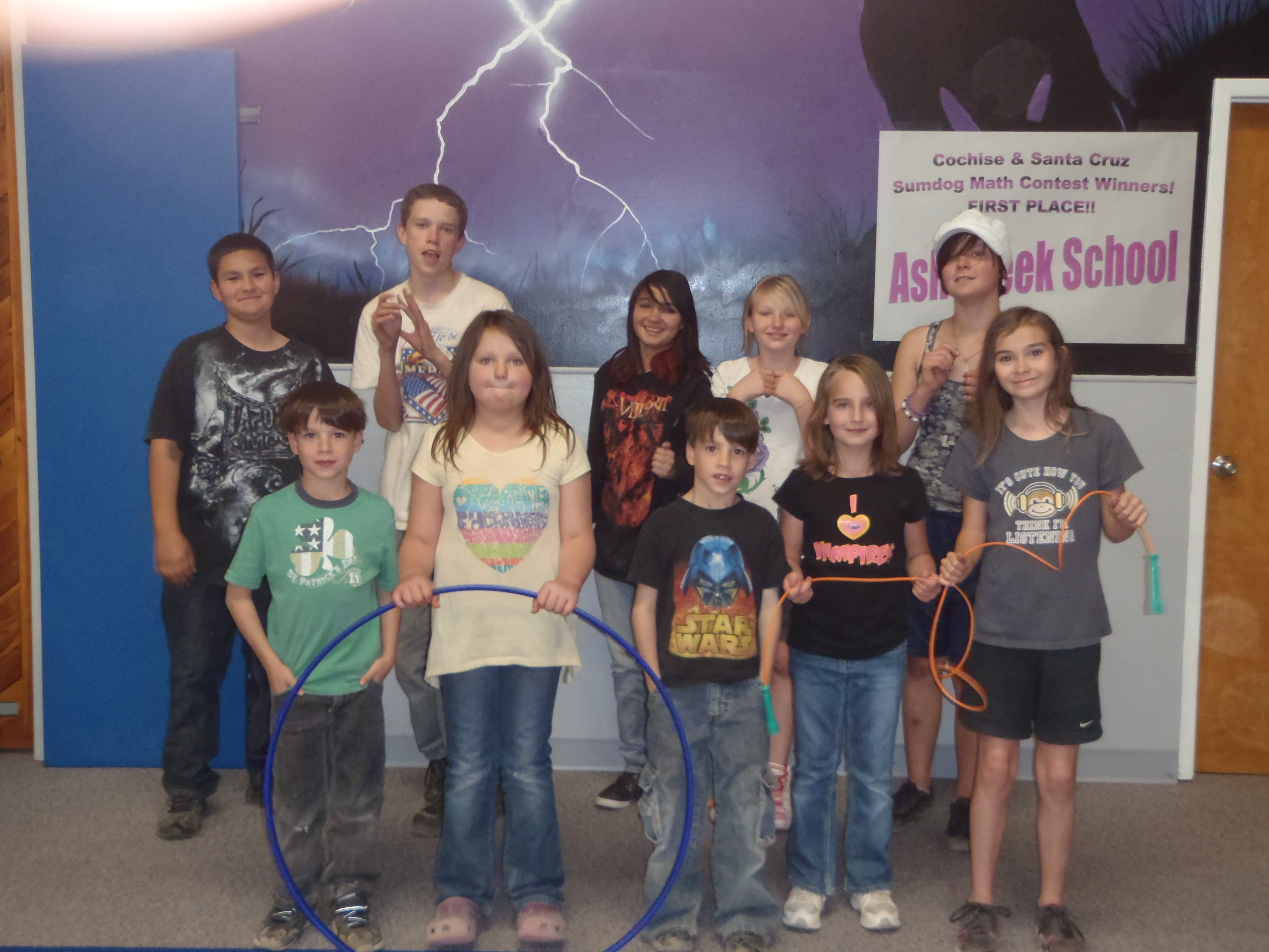 jump rope for the heart