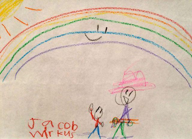 jacob's drawing